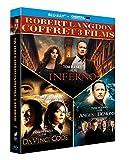 Robert Langdon-Da Vinci Code + Anges & démons + Inferno [Blu-Ray + Copie Digitale]