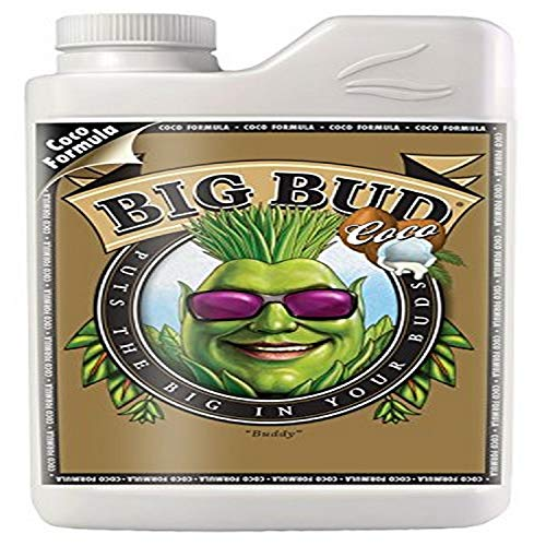 Advanced Nutrients 5070-14 Big Bud Coco, 1 Liter