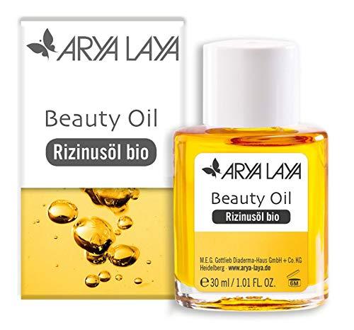 "Natürlicher Booster: ""Beauty Oil Rizinusöl bio"" (Arya Laya)"