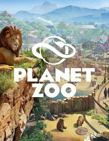 PlanetZoo【PC版】Steamコード日本語対応有効化マニュアル付き(コードのみ)プラネットズー