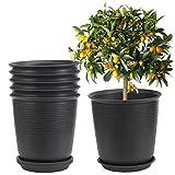 EHWINE Large Planter Pot