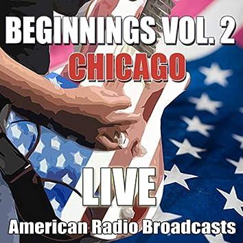 Beginnings Vol. 2 (Live)
