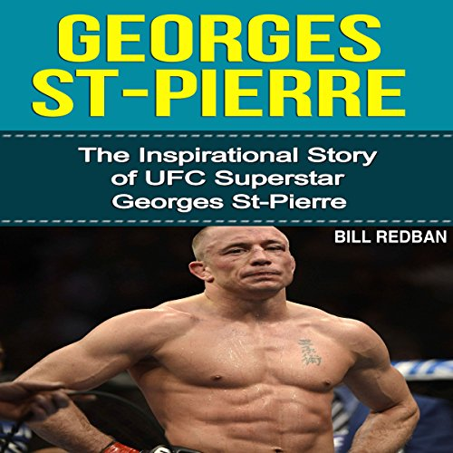 Georges St-Pierre cover art