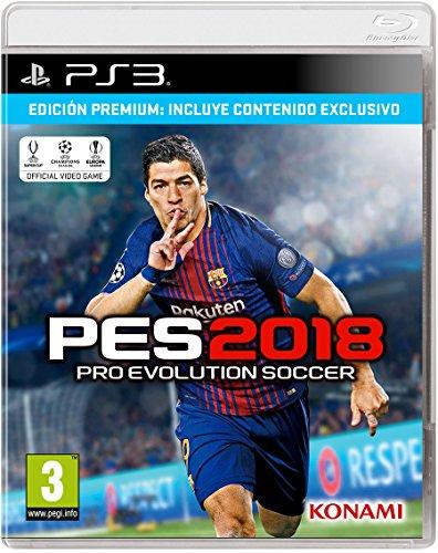 PES 2018 Pro Evolution Soccer - Edición Premium