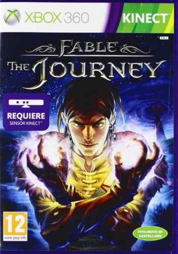 Fable The Journey - Microsoft Xbox 360