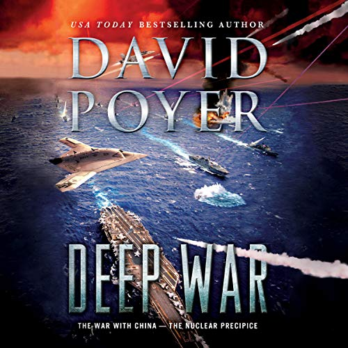 Deep War audiobook cover art