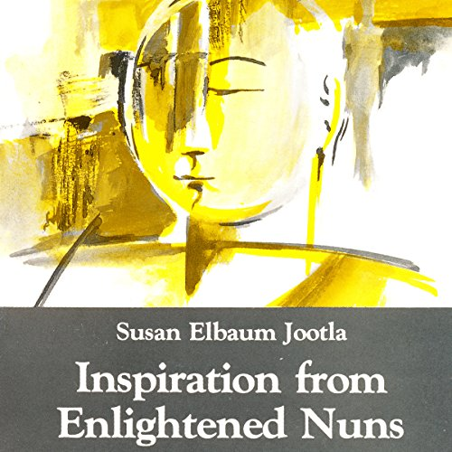 Inspiration from Enlightened Nuns audiobook cover art