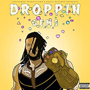 Droppin' Gems (Gold)
