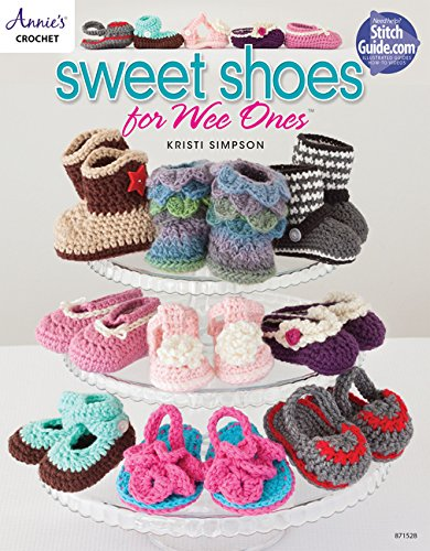 Baby Cowboy Boots Crochet Pattern