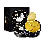 24k Gold Eye Masks-with Collagen Under Eye...