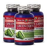 Perfect Garcinia Cambogia and Honest Green Coffee - Green Coffee Bean Extract Cleanse - Green Coffee Antioxidant 3 Bottles 180 Capsules