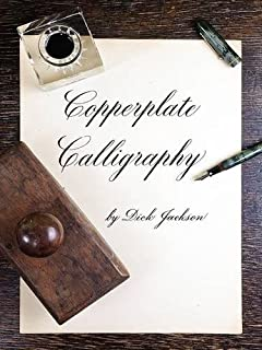 Copperplate Calligraphy (Lettering, Calligraphy, Typography)
