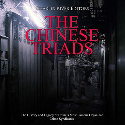 The Chinese Triads  By  cover art