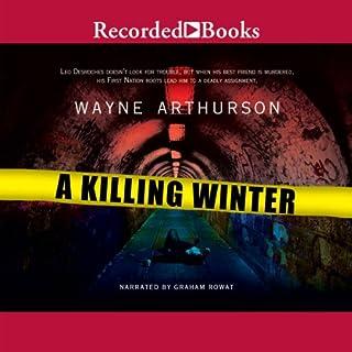 A Killing Winter cover art