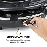 Zoom IMG-2 klarstein fonduelette piastra per raclette