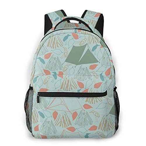 Lawenp Mori Girl Style Casual Backpack For School Outdoor Travel Big Student Fashion Bag
