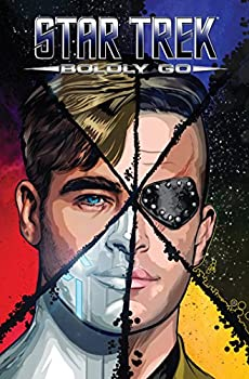 Star Trek Boldly Go Vol 3