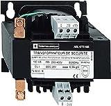 Schneider Electric ABL6TS10B Transformador de Tensión, 230V-400V, 1 x 24V, 100VA, IP20, 85mm x 94mm 86mm