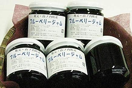 JA全農長野 志賀アグリパークブルーベリージャム 12本×200g