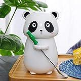 Kaffeetassen Keramiktasse Tasse 450 Ml Kaffeetassen Kreative Cartoon Panda Keramik Tassen Und Becher Tasse Mit Deckel Und Löffel Geschenk Tasse Chinesischen Stil Milch Frühstück Tasse, A, 450 Ml