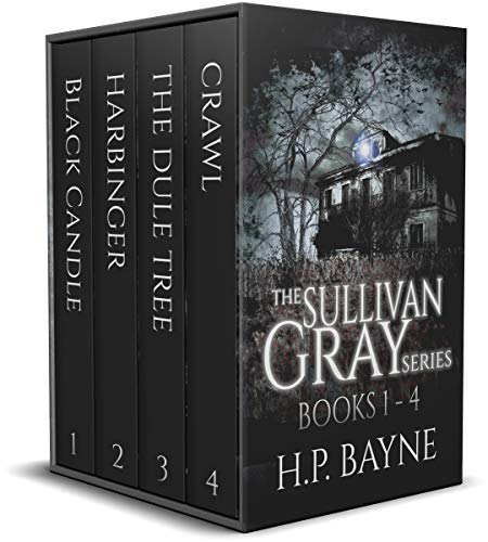 The Sullivan Gray Series Box Set Books 1 - 4 (The Sullivan Gray Series Box Set Books 1-4) (English Edition)