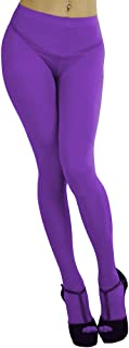 Women's Full Footed Panty Hose Leggings Tights Hosiery - Queen Size