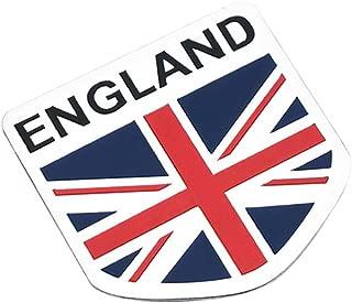 LIOOBO Bandera de Gran Bretaña etiqueta engomada del vinilo del coche del Reino Unido ventana del coche decoración del vehículo pegatinas accesorios