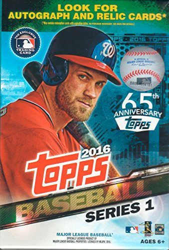 Top 10 baseball cards packs 2017 update for 2020