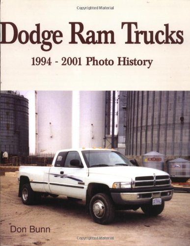 Dodge RAM Trucks: 1994-2001 Photo History