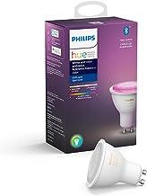 Philips Hue GU10 White & Color Ambiance com Bluetooth L mpada Inteligente