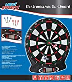 The Toy Company New Sports Electronic Dartboard 18 Games