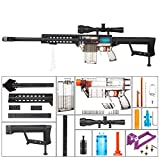 Worker4Nerf M107 Barrett Mod Kit for Prophecy-R and Retaliator