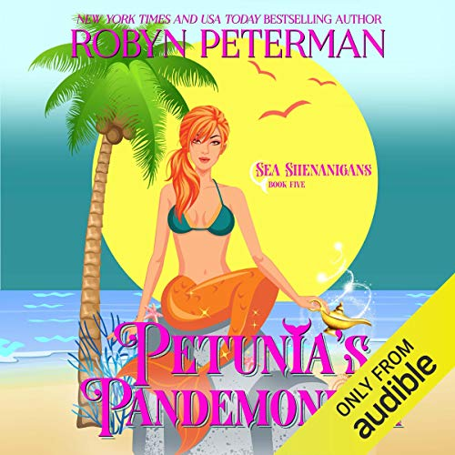 Petunia's Pandemonium audiobook cover art