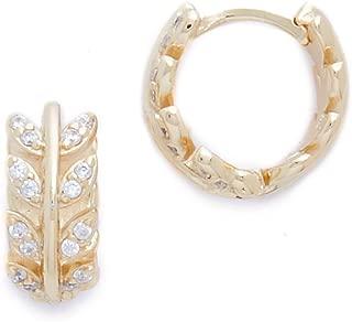 Shashi Women's Amelia Huggie Earrings