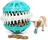 IYOYI Aktualisiert Hundeball mit Zahnpflege, Hunde Snackball gegen Zahnstein & Zahnbeläge,...