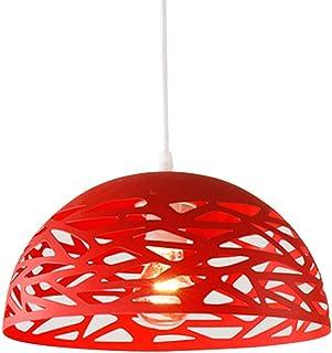 Lampe a suspendue rétro E27 Suspension Lamp salle à manger table à manger cuisines luminaires suspendus plafonnier abat-jo...