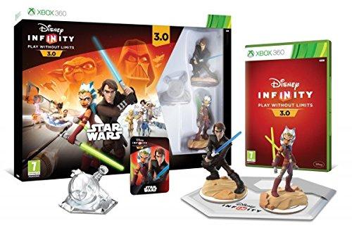 Disney Interactive Gioco Xbox 360 Disney Infinity 3.0 : Star Wars Starter Pack