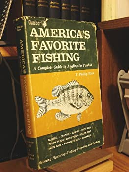 Hardcover Outdoor Life America's Favorite Fishing Book