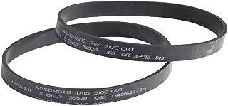 Hoover Upright UH70110 Windtunnel T Series Belt 2 Belt Pack # AH20080