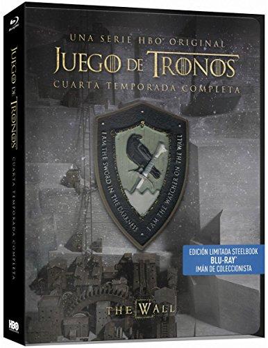 Juego De Tronos Temporada 4 Blu-Ray Steelbook [Blu-ray]