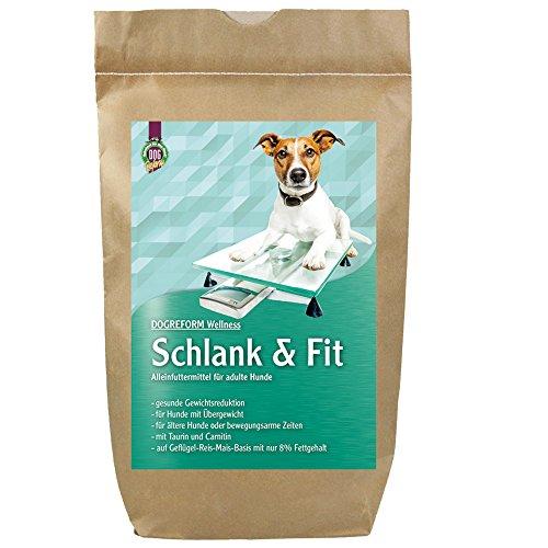 Schecker Wellness Schlank und Fit Trockenfutter für gesunde Gewichtsreduktion ausgewachsene Hunde