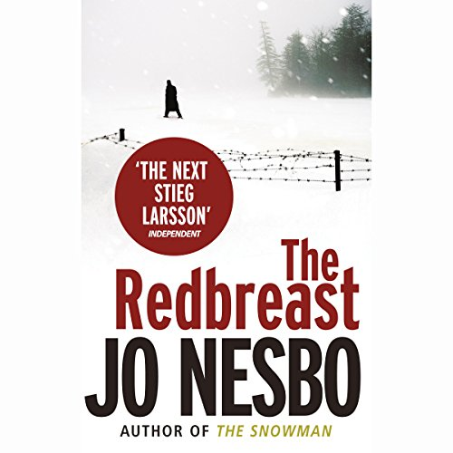 The Redbreast cover art