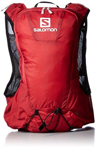 Salomon Skin Pro Juego de 10mochilas y bolsillos, Matador, Uni