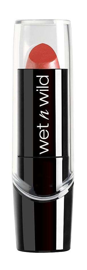 欠伸それるメイエラWET N WILD Silk Finish Lipstick - Ready to Swoon (並行輸入品)