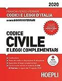 Codice civile e leggi complementari 2020...