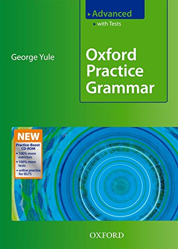 Oxford Practice Grammar Advanced with Answers + Practice-Boost CD-ROM: With Key...