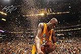 Póster de la NBA Legend Kobe Bryant, tamaño 28 x 43 cm, acabado esmerilado, 280 mm x 430 mm, papel...