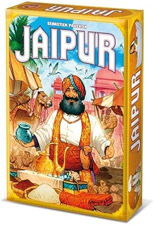 Asmodee, Jaipur, Juego de Mesa, edición en Italiano, 8852, Color (Space Cowboys