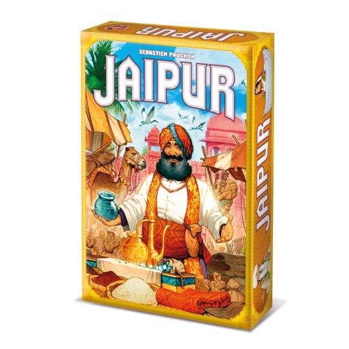 Asmodee, Jaipur, Gioco da Tavolo, Edizione in Italiano, 8852, Colore