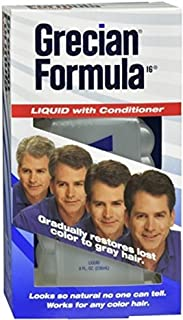 GRECIAN Formula 16 Liquid With Conditioner 8 oz ( Pack of 8)